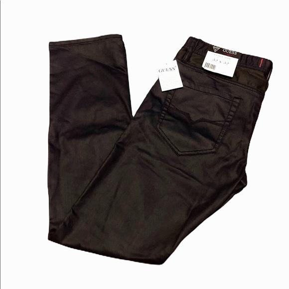 NWT Men's Guess Mccrae Fit Jeans
